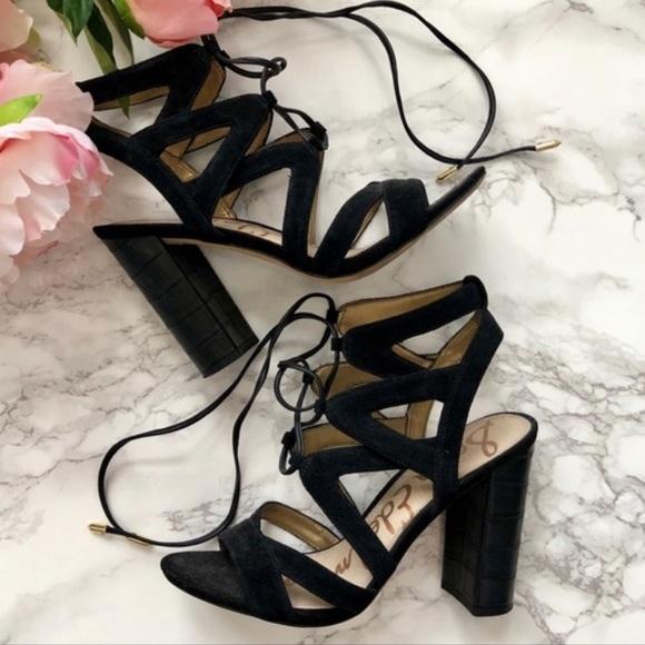 Sam Edelman Shoes - NWT- Sam Edelman Yardley Heels